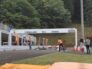 模擬レース